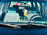 SFS banner w/ forester outline