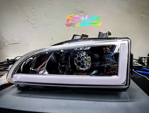 "92-95 Honda Civic ""L"" Headlights (Coupe,Hatch)"