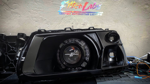 Subaru Forester 03-04 Headlights