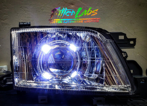Subaru Forester 01-02Headlights