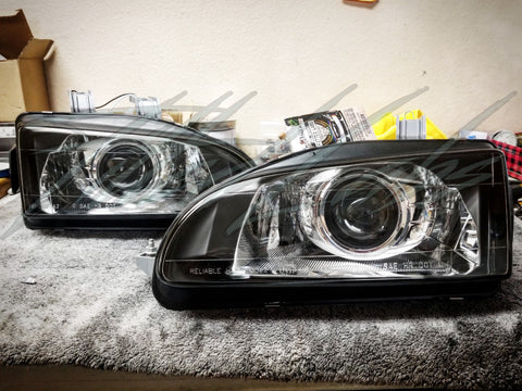 Honda Civic 92-95 HeadLight (Coupe/Hatchback/Sedan)