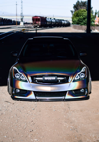 Peachy.G37 Poster