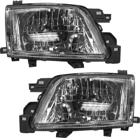 Subaru Forester 99-01 Headlights