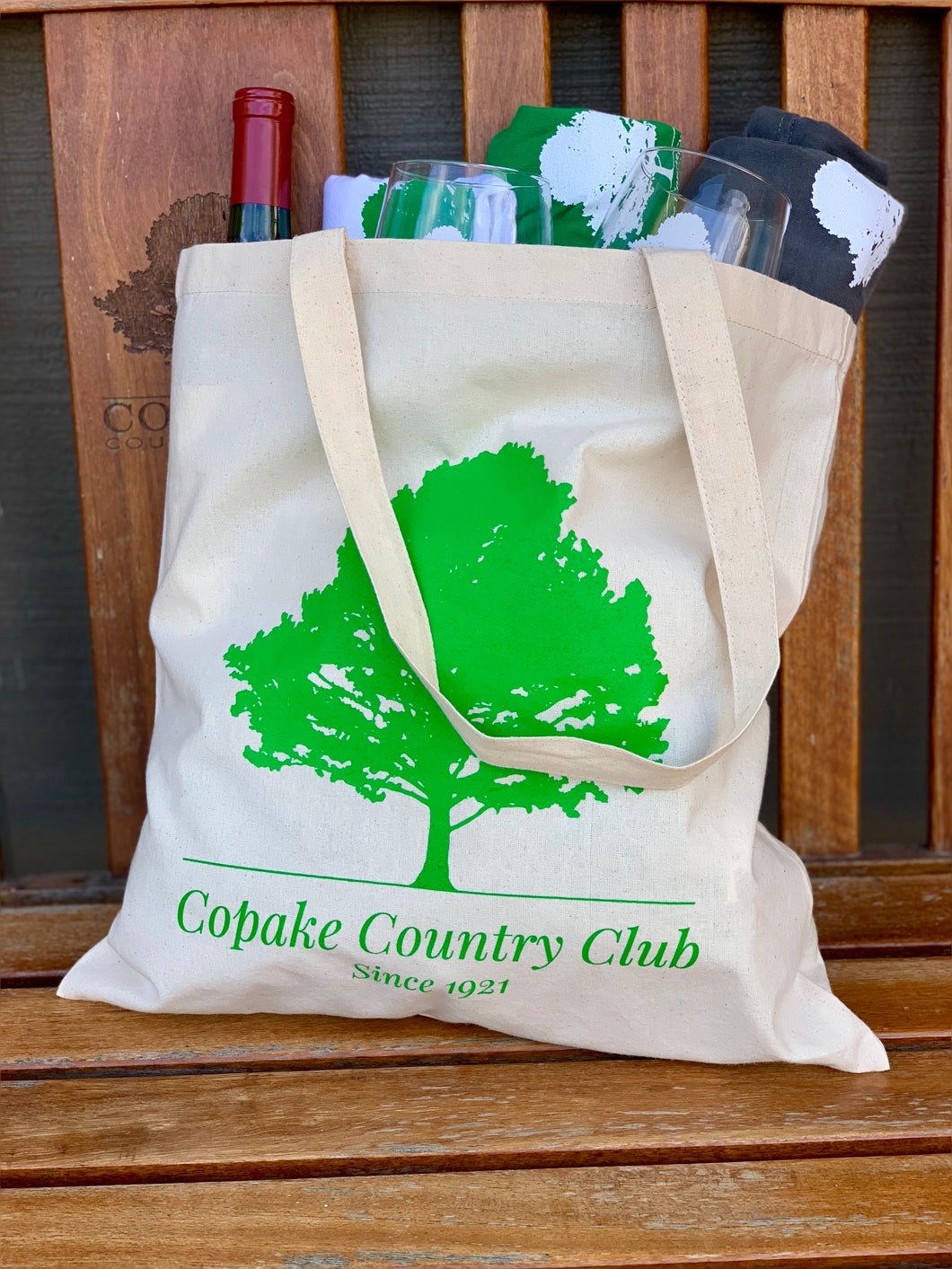 Since 1921 Tote Bag