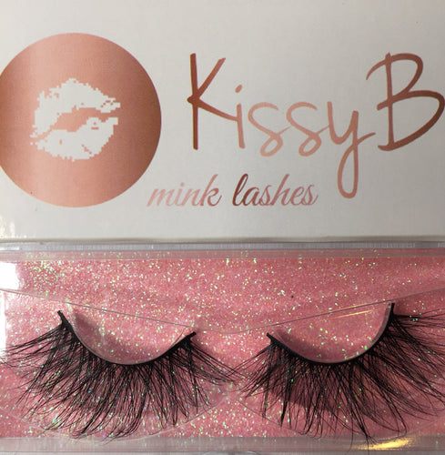 KissyB mink lashes  25mm 801