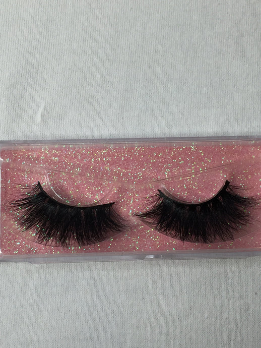 KissyB Mink Lashes 25mm (LL11)