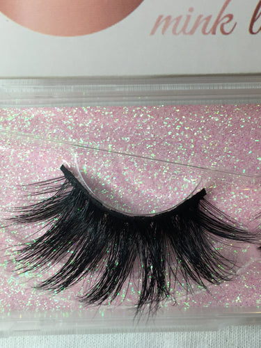 KissyB mink lashes 25mm 803