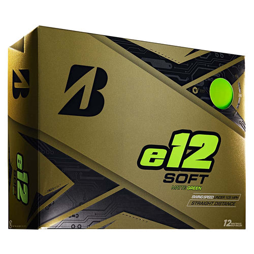 Bridgestone e12 soft – green matt