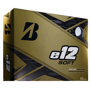 Bridgestone e12 soft – white