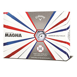 Callaway MAGNA Supersoft white