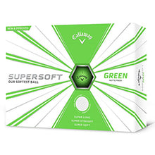 Callaway Supersoft green matt