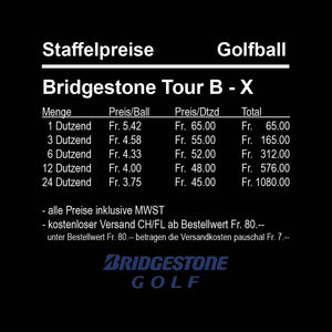 Bridgestone Tour B X