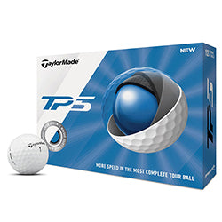 TaylorMade TP5 white