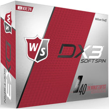 Wilson Staff DX3 Soft Spin