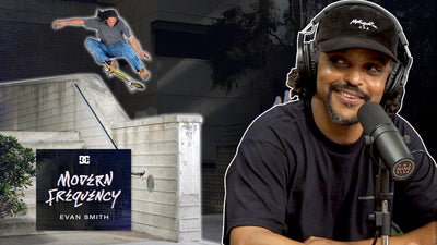 "We Talk About Evan Smith's ""Modern Frequency"" DC Part!"