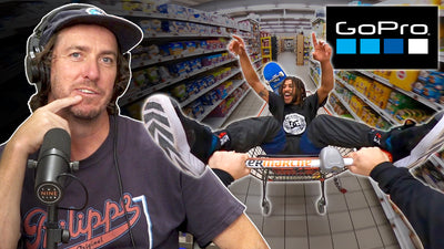 We Talk About the GoPro Super Market Fantasy Video!