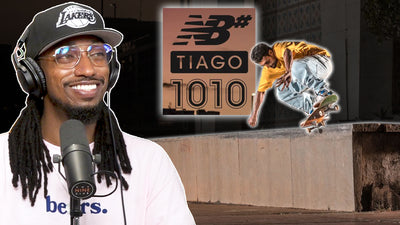 "We Talk About The ""Trust Tiago"" Video And Tiago Lemos' New Shoe!"