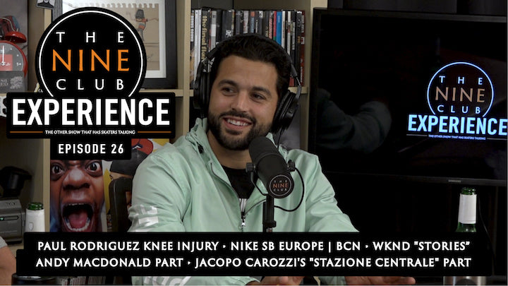 The Nine Club Experience Episode 26