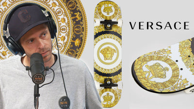 Versace Is Selling Skateboard Completes for $795?