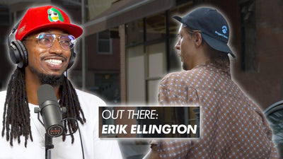 "We Talk About Erik Ellington's ""Out There"" Thrasher Video"
