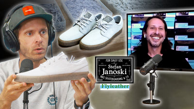 Stefan Janoski Talks About His New Nike Flyleather shoe!!