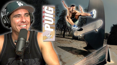 "We Talk About Lucas Puig New Adidas Shoe Video ""Puig"""