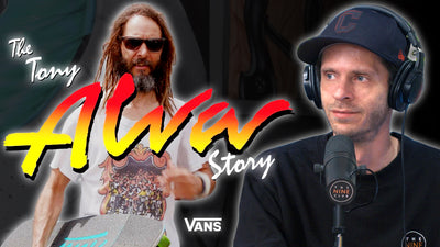 "We Talk About Jeff Grosso's Loveletters to Skateboarding ""The Tony Alva Story"""