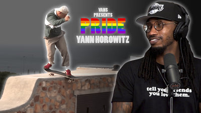 "We Talk About Yann Horowitz's ""Pride: Coming Out Day Story"" Vans Part"