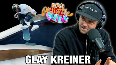 Clay Kreiner - Eldy's Pick Of The Week