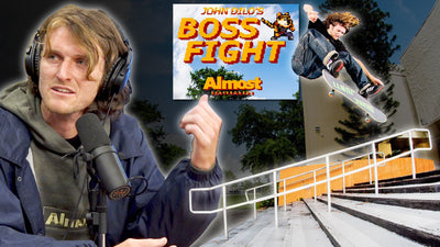 "John Dilo Reviews His ""Boss Fight"" Part With Us!!"