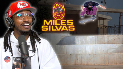 "We Talk About Miles Silvas ""Spitfire"" Part!!"