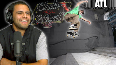 "We Review The Stratosphere Skateshop Video ""Club Strat""!"