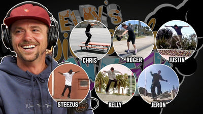 Chris, Roger, Kelly, Steezus, Jeron And Justin - Eldy's Pick Of The Week