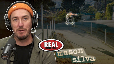 Mason Silva Now Rides For Real Skateboards!!