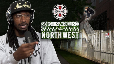 "We Talk About The Independent Trucks ""Sloshin' Around The Northwest"" Video"
