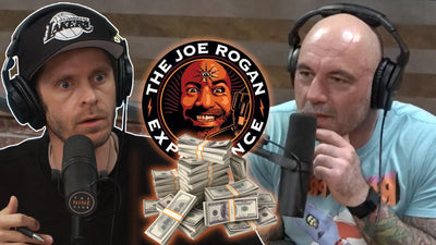 Joe Rogan Got A 100 Million Dollar Deal With Spotify!!