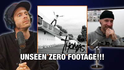Does Jamie Thomas Have An Unseen Zero Video Part?!
