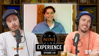 Nine Club EXPERIENCE #134 - Zach Saraceno, Skate Shop Day, Darren Navarrette