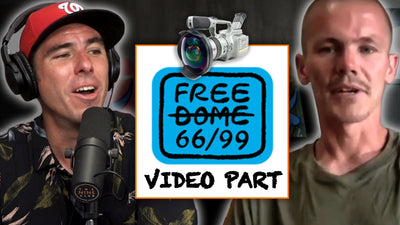 Is Geoff Rowley Filming A New Part For Free Dome Skateboards!?