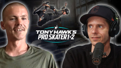 Geoff Rowley Talks About Being In The New Tony Hawks Pro Skater 1 & 2