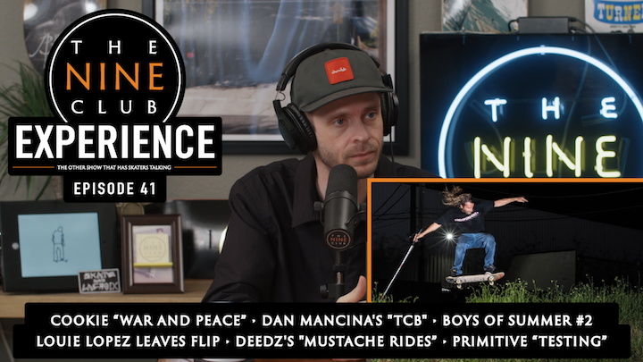 The Nine Club Experience Episode 41
