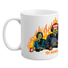 Mug - Nine Club Burning Mug