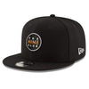 "New Era ""9FIFTY"" Round Logo Snapback"