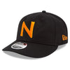 "New Era ""9FIFTY"" Retro Crown Embroidered ""N"" Logo Snapback"