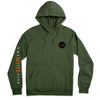 Nine Club Hoodie - Army Heather