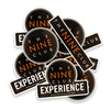 Sticker Pack - Nine Club Assorted Stickers