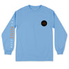 Long Sleeve T'Shirt - Carolina Blue