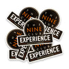 Sticker Pack - Nine Club Experience Logo