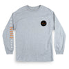Long Sleeve T'Shirt - Heather Grey