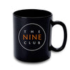 Mug - Nine Club Logo Black